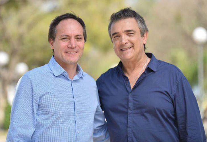 El candidato a gobernador de Corrientes Carlos Espínola, anunció que el exsenador radical Eugenio Nito Artaza será su compañero de fórmula.