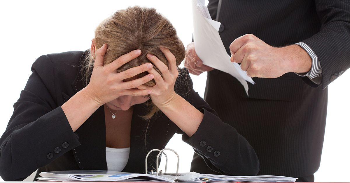 MOBBING. Es el término utilizado para calificar al hostigamiento o acoso sufrido en el ámbito laboral.
