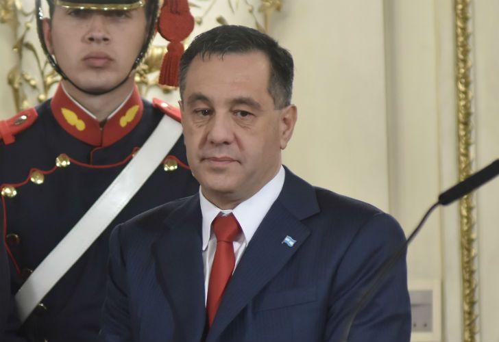 El ministro de Educación de la Nación, Alejandro Finocchiaro.