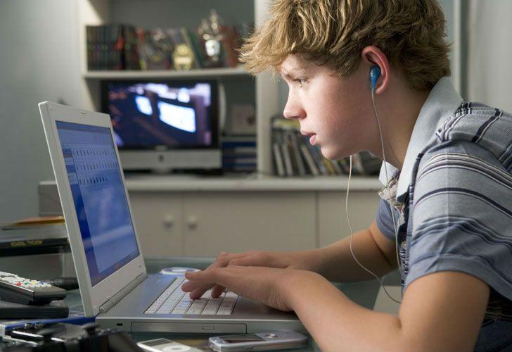 Cuando buscan información en la web, 8 de cada 10 chicos se quedan con la primera pagina que ven.