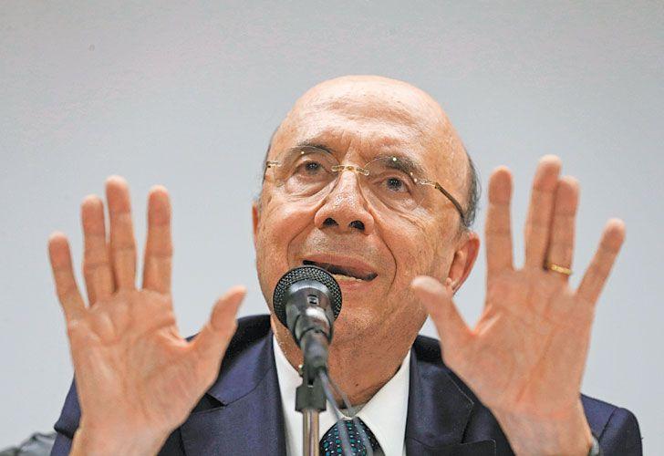 MEIRELLES. El ministro de Hacienda, ante los datos, consideró que Brasil entra en un período de crecimiento fuerte y constante.