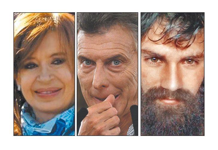 MACRI asimila a CFK a la pesadilla del pasado. El caso Maldonado lo expone a ser castigado con igual garrote.