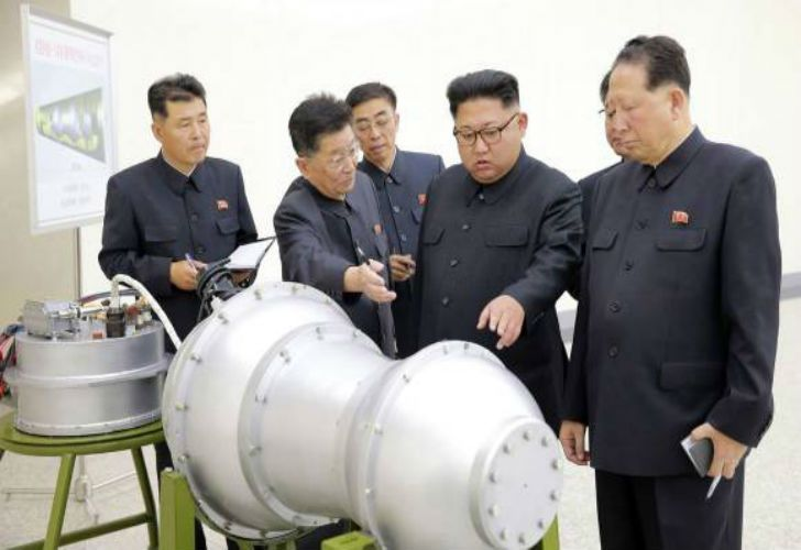 El líder norcoreano volvió a hacer una prueba nuclear y Donald Trump amenazó con nuevas sanciones.