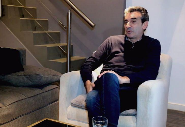 Florencio Randazzo, candidato.