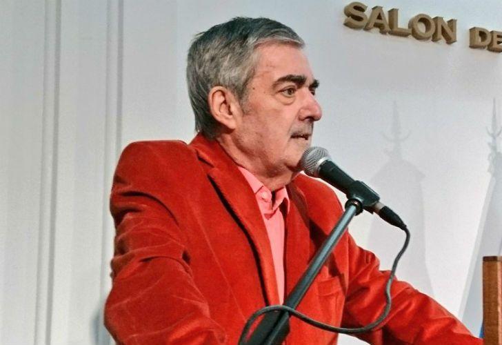 El Gobernador de Chubut, Mario Das Neves.