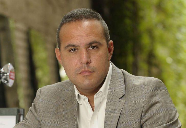 El empresario Mariano Martínez Rojas.