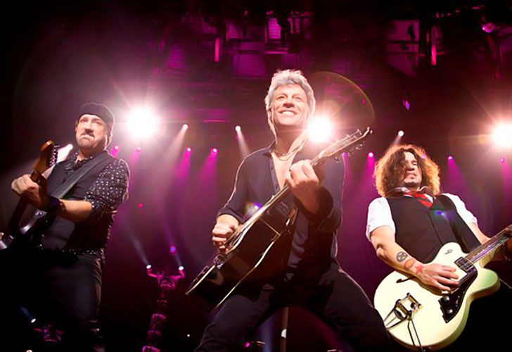 Bon Jovi en Argentina