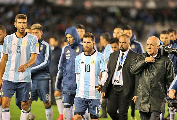 Rumbo a Rusia. Ni el mejor jugador del mundo logra imponer su calidad. La Selección arrastra decepciones que debe superar. La ansiedad es el peor rival.