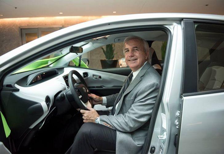 Carlos Gimenez, alcalde de Miami Dade
