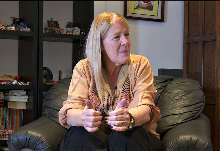 Margarita Stolbizer, en diálogo con Jorge Fontevecchia.