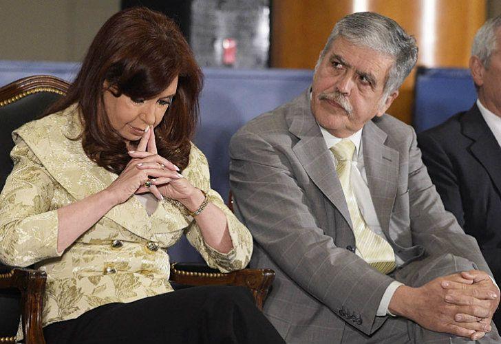 Cristina Fernández de Kirchner y Julio De Vido cada vez más cerca del juicio oral.