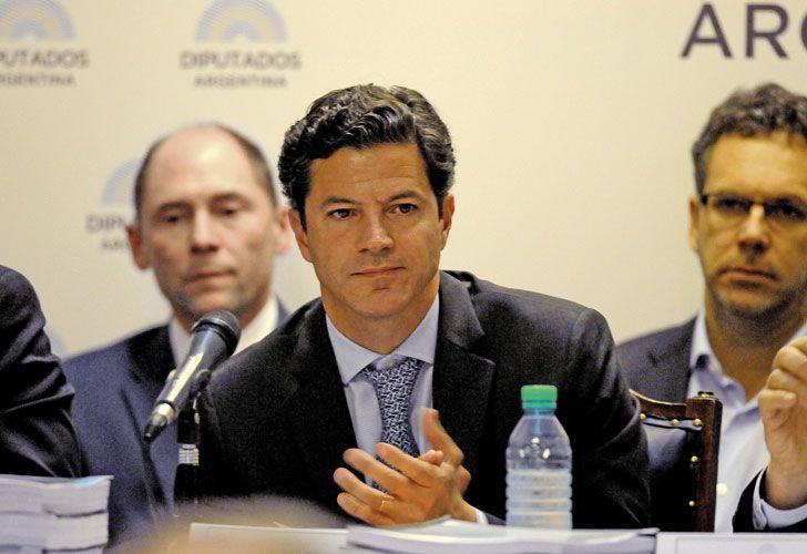 Comision. Laspina lidera Presupuesto y Hacieda en Diputados.