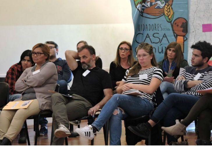 Se desarrolla el Segundo Encuentro Nacional de Cuidadores de la Casa Común.