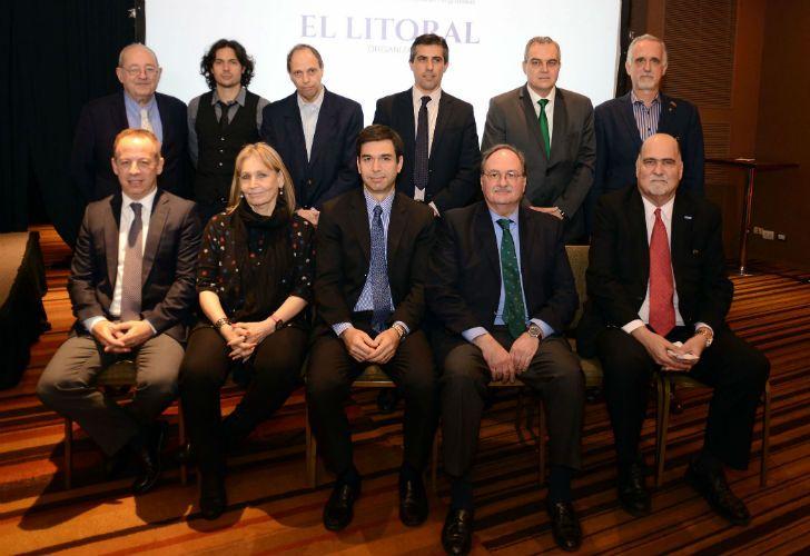 Nuevo Consejo Ejecutivo de ADEPA 2017-2018.