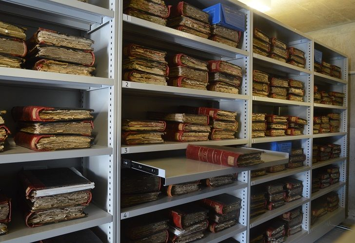 MEMORIA DEL MUNDO. Más de 2.000 documentos del AHPC están inscriptos en el Programa