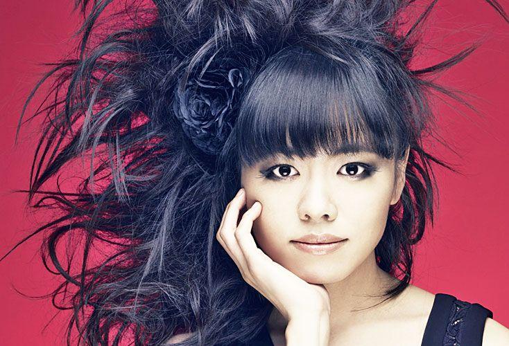Fenómeno. La japonesa Hiromi con millones de seguidores, verdaderos fanáticos de su música.