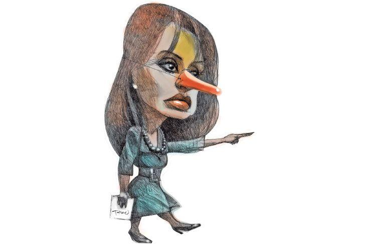 Mentiras verdaderas Cristina Kirchner