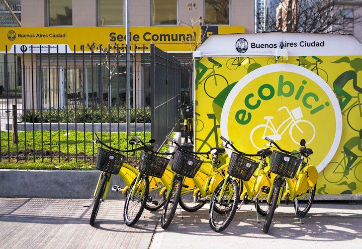 MODELO PRO. El servicio de Ecobicis y el cántico anti Macri que se hizo meme.