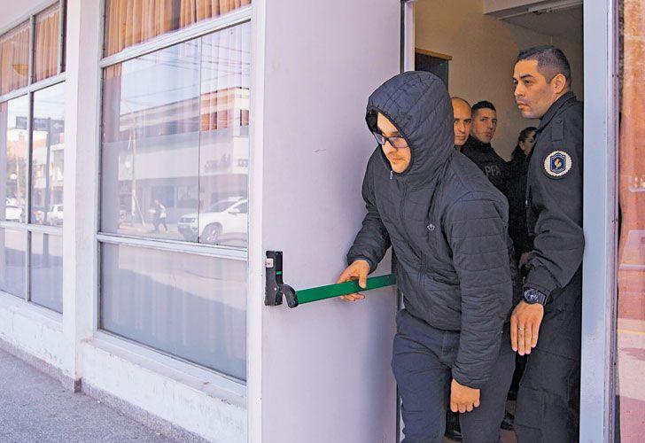 Dia agitado. En la jornada de ayer hubo intensa actividad en el juzgado federal de Esquel, donde declararon cuatro gendarmes que participaron del operativo del 1° de agosto.