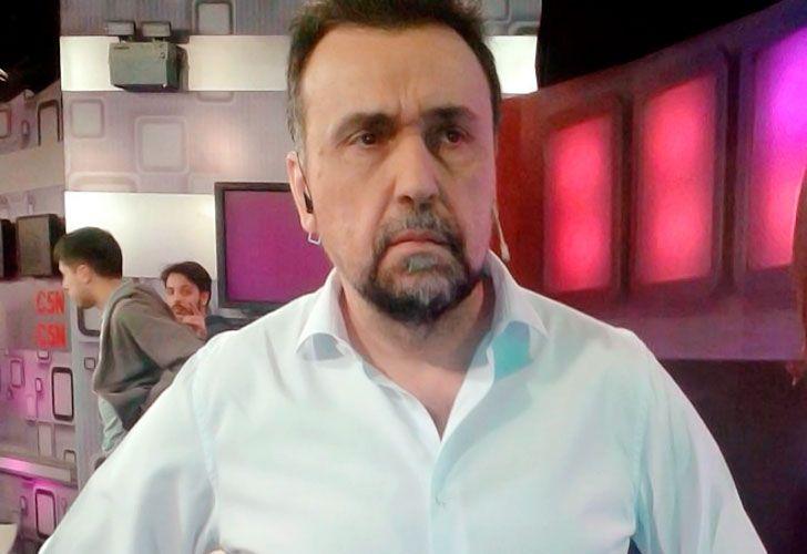El mal momento de Roberto Navarro.