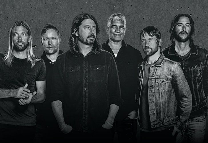 Foo Fighters y Queens of the Stone Age vendrán a Brasil y Argentina en 2018.