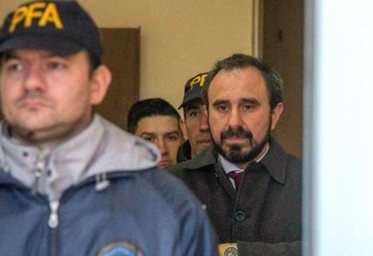 Juez Guido Otranto, de Esquel.