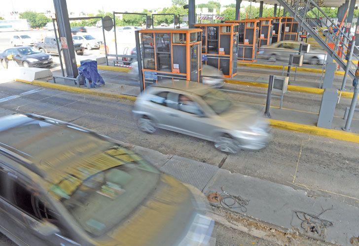 Peajes de la Ciudad de Buenos Aires
