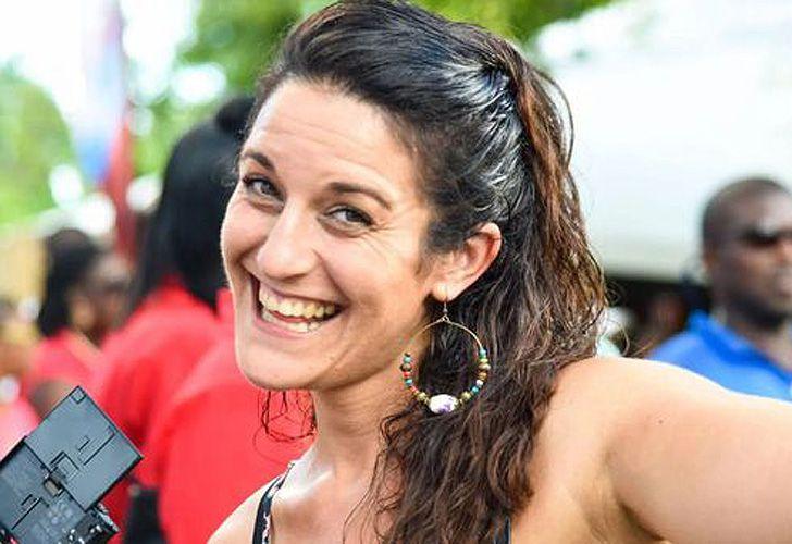 Encontraron sana y salva a Florencia Suárez del Mestre, la argentina desaparecida en Dominica.