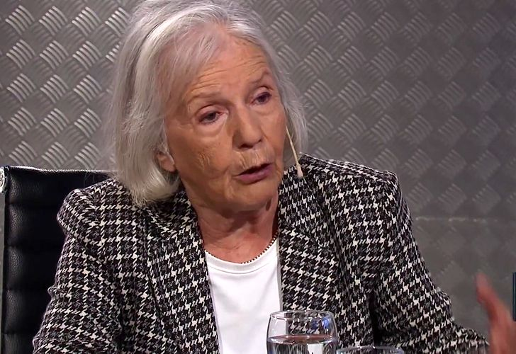 La ensayista Beatriz Sarlo cargó contra Macri por la reacción ante el caso Maldonado.