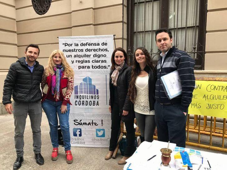 De a poco, los inquilinos de Córdoba comienzan a organizarse y a generar iniciativas para el sector.