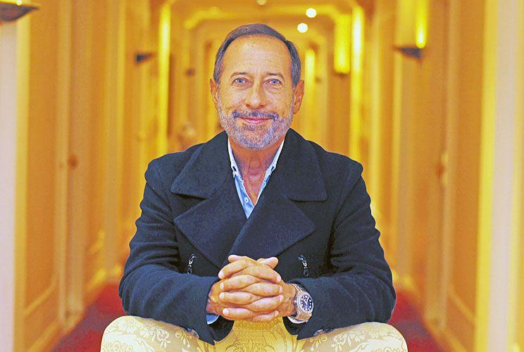 Teatro. Francella comenzará como director teatral con la obra Perfectos desconocidos. Compró los derechos.