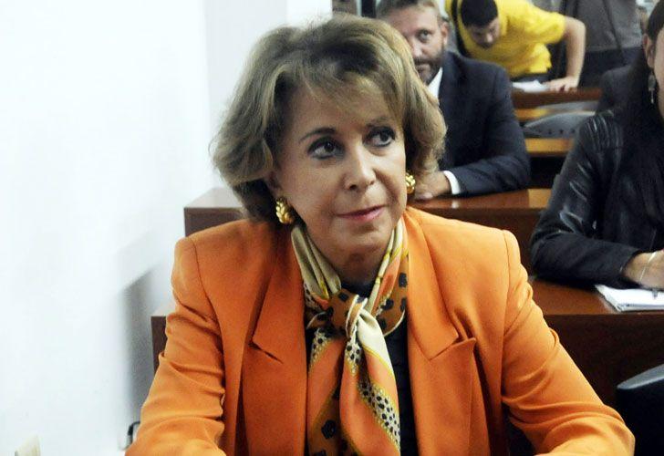 María Julia Alsogaray.