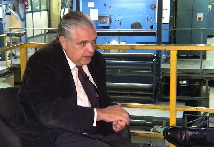 Ricardo López Murphy, entrevistado por Jorge Fontevecchia.