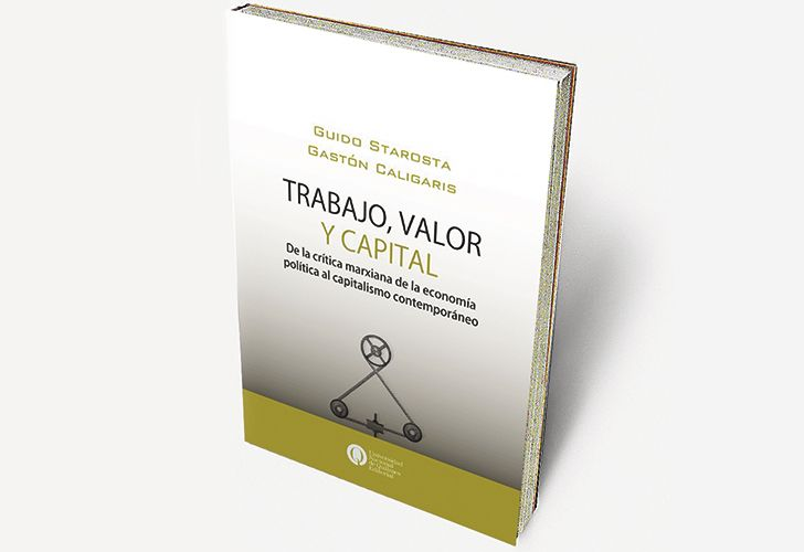 Libro: Trabajo, valor y capital