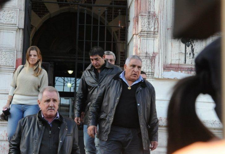 Medina se entregó a la Policía Federal y será trasladado al penal de Ezeiza.