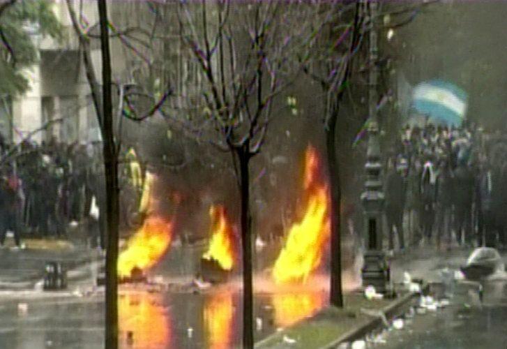 Tensión en La Plata por la inminente detención del