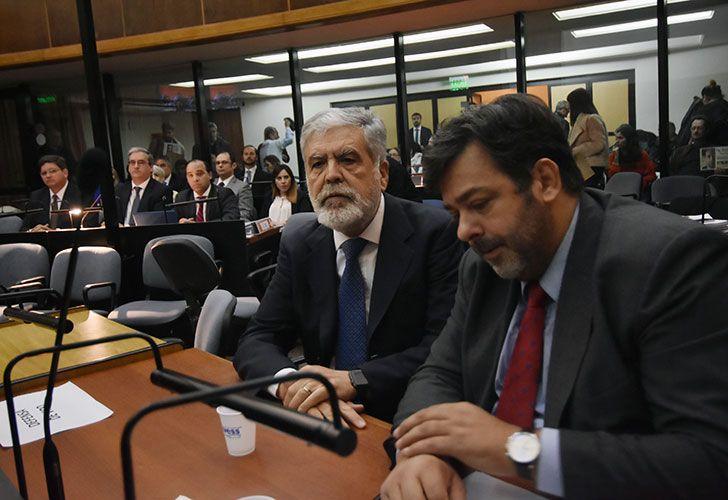 Julio De Vido y Rusconi