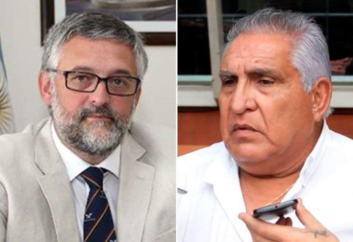 Marcelo Villegas y Pata Medina