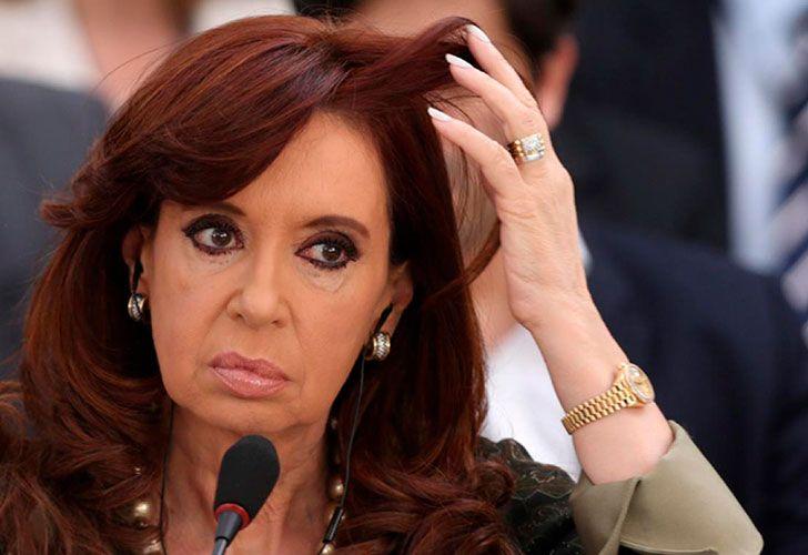 Cristina Fernández de Kirhcner