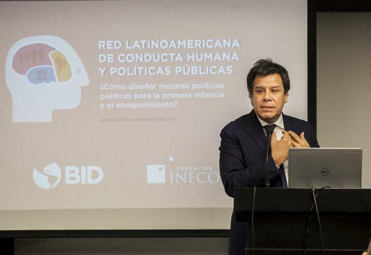 El neurólogo Facundo Manes, presidente de la Fundación INECO.