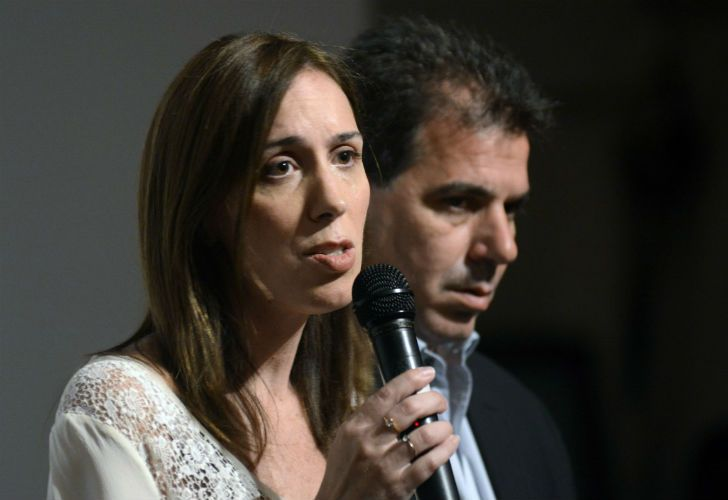 Amenazan de bomba en un colegio ubicado en la Base Aérea de Morón, a sólo 500 metros de la casa de la gobernadora bonaerense María Eugenia Vidal.