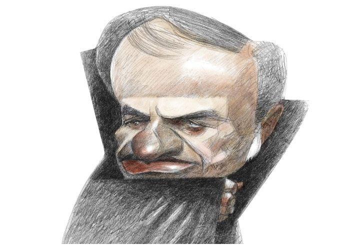 UNO DE TERROR... Carlos Menem