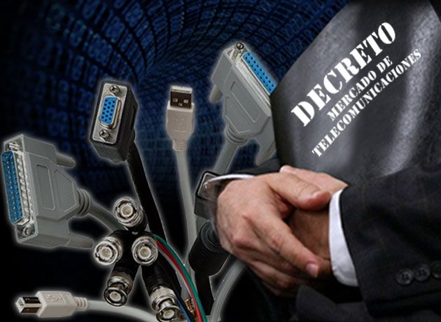CRÍTICA. Desde los operadores telefónicos se cuestiona al Gobierno que vaya adecuando las leyes conforme Cablevisión-Telecom va conformando su negocio, en el escenario de la convergencia.