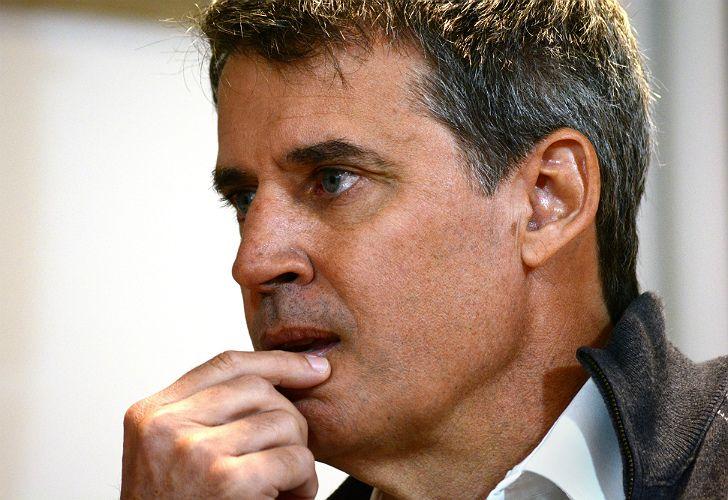 Alfonso Prat-Gay, al ser entrevistado por Jorge Fontevecchia.