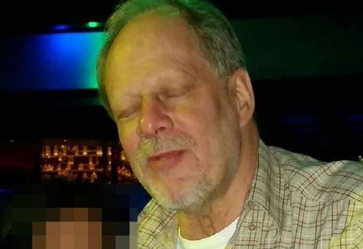 Esta es la primera imagen del presunto pistolero que mató al menos a 50 personas cuando abrió fuego en un festival de música en Las Vegas.