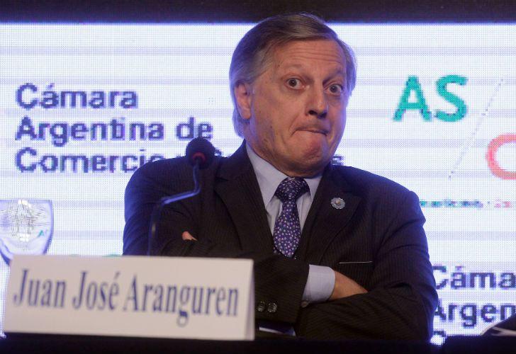 El ministro de Enegería, Juan José Aranguren.