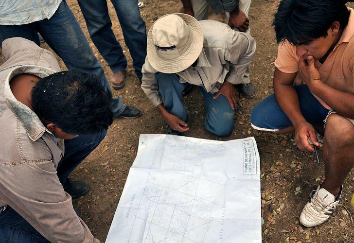 Casos exitosos de acceso a la tierra y a los recursos naturales