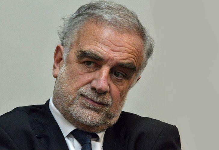 El ex fiscal del juicio a las juntas Luis Moreno Ocampo.
