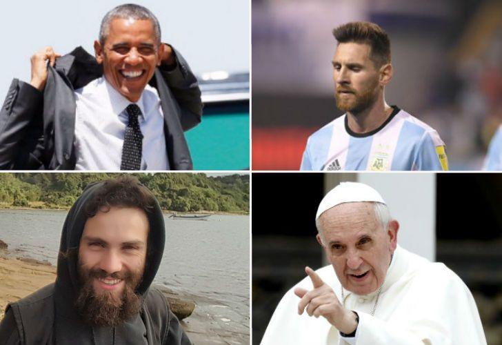Obama, Argentina, el Papa y Santiago Maldonado, los principales temas de la próxima edición.