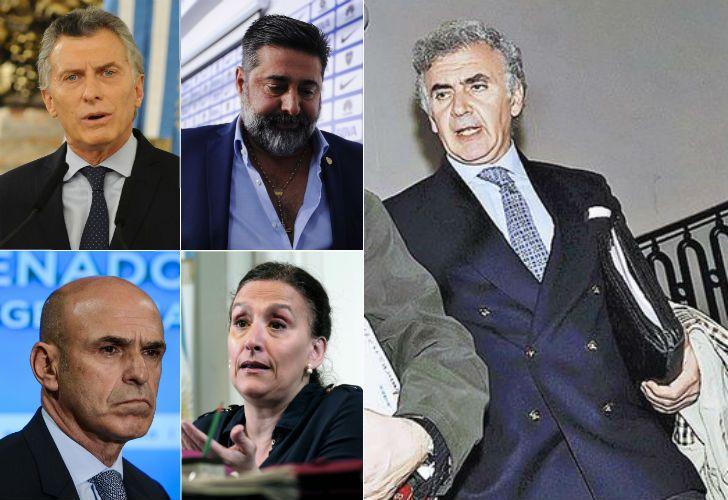CARTERA. Alejandro Pérez Chada tuvo dos clientes de peso: Macri y el Grupo Clarín. En los últimos dos años defendió a Arribas, Angelici y Michetti, entre otros.
